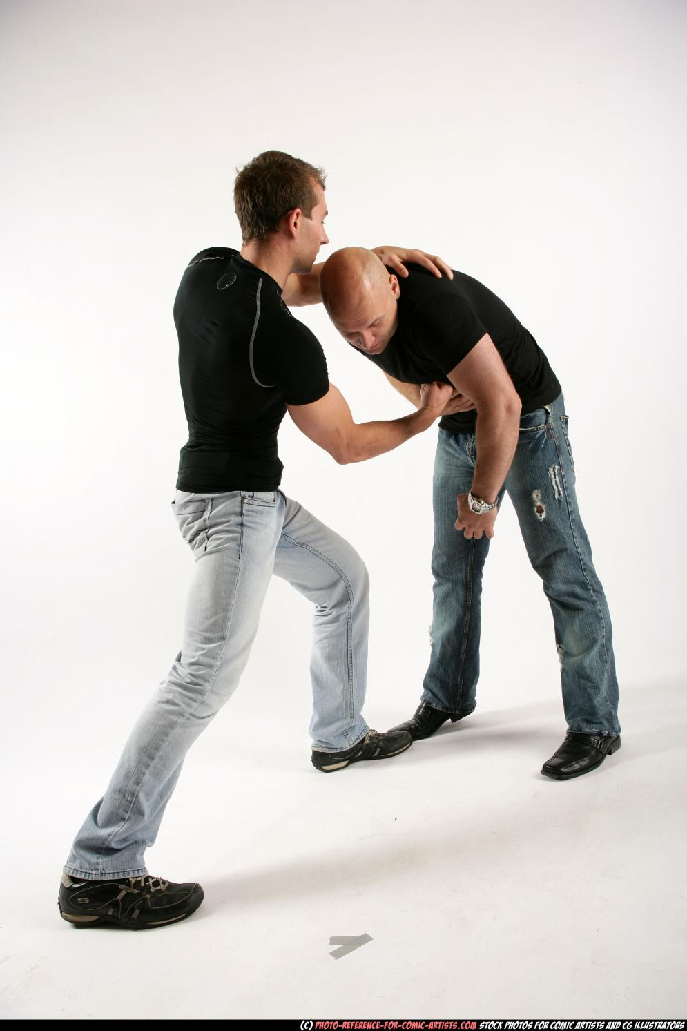 Image from Punch In The Stomach - 2458fight_stomach_punch_00.jpg