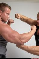 Image from Aggressive Muscular Guys - 114262010_06_bodyguards_fist_fight_00.jpg